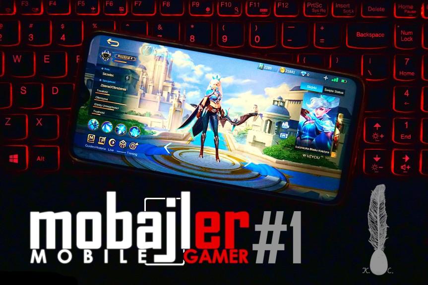 Najlepsza konsola do gier w historii – mobajler#1